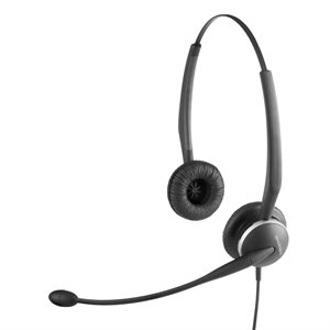 Jabra GN2125 Duo, Noise Canceling