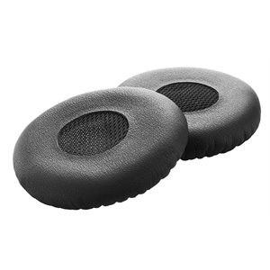 Ear cushion (10  pk) for Jabra EVOLVE 20, 30, 40 and 65 (2pcs 1leather,1 foam)