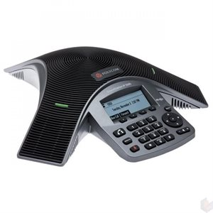 SoundStation Duo dual-mode conference phone including Power Supply, Power Cord