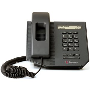 CX300 R2 USB Desktop Phone for Microsoft Lync. Includes 6ft / 1.8m USB cable.