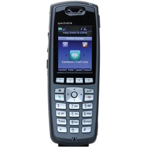 Spectralink 8440 (Black) Wireless Phone with Microsoft Lync (Demo Pricing)