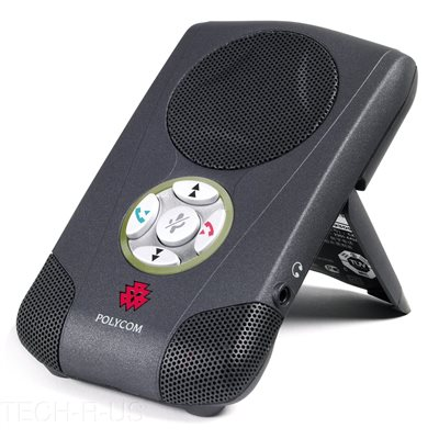 Polycom Communicator, Model: C100S. USB Speakerphone for Skype