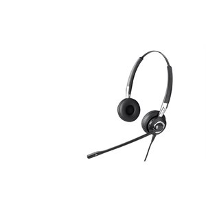 Jabra BIZ 2425 Duo, Noise Canceling