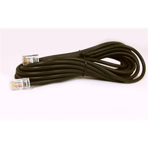 8 wire console cable, RJ-45, 21ft, for VoiceStation 100, SoundStation2 & SoundStaion 2 w / o display.