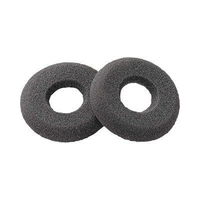 Ear Cushion Kit, Doughnut, Black
