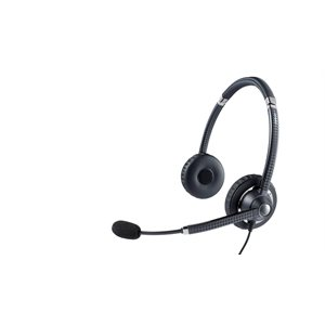 JABRA UC VOICE 750 DUO DARK