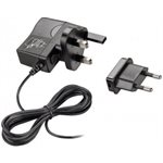 AC MAIN ADAPTER, STRAIGHT PLUG, SAVI