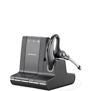 Savi W730-M - 3-in-1 UC Over-the-ear Wireless Headset, DECT 6.0, MOC