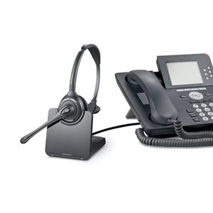 CS510 - Over-the-head Mon UC Wireless HS System, DECT 6.0 [Replaces 70510 (CS351N)]
