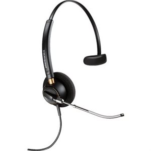 EncorePro HW510V Over-the-Head Voice Tube Monaural Headset