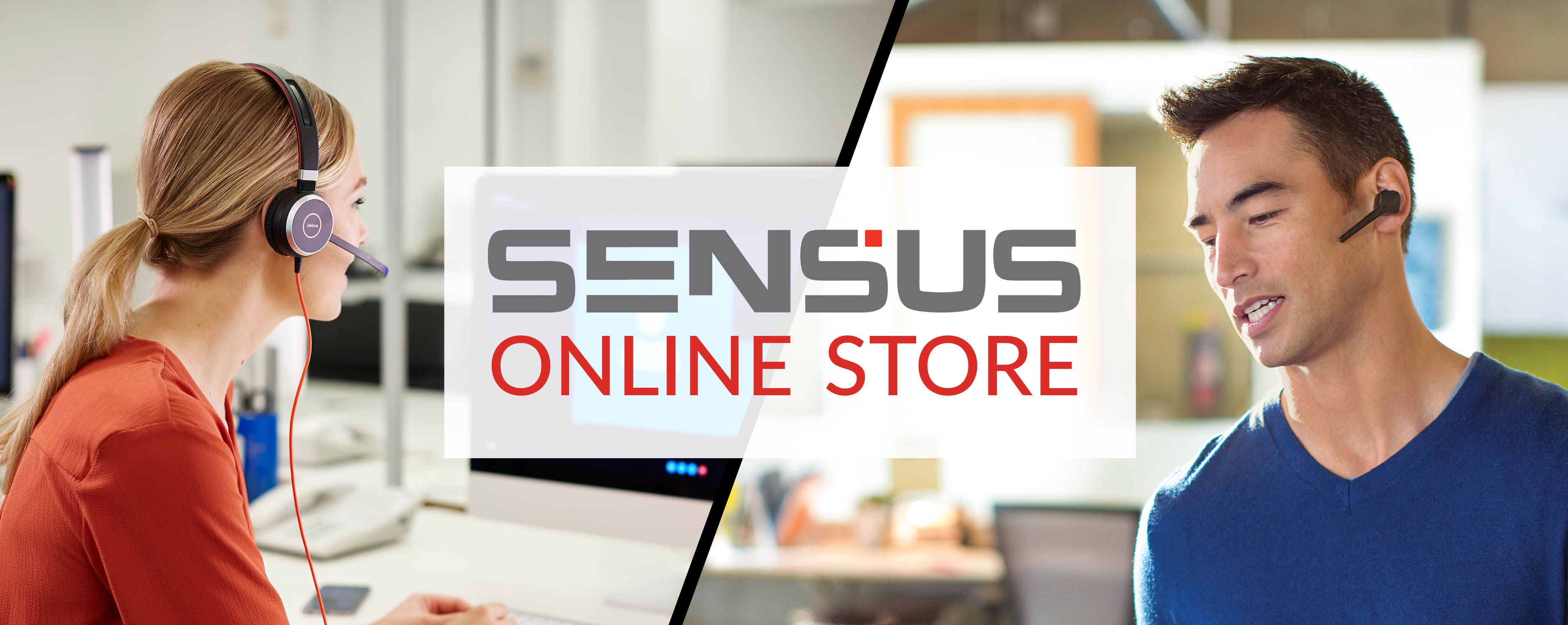 Welcome SENSUS Online Store